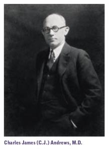 Charles James (C.J.) Andrews, MD